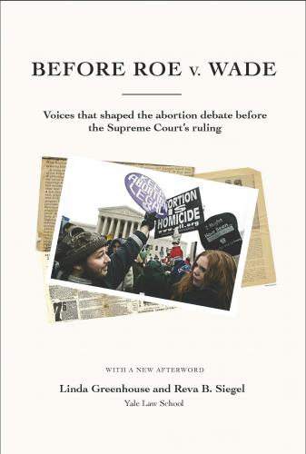Before Roe v. Wade | Document Collection Center