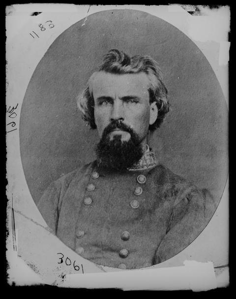 General Nathan B. Forrest