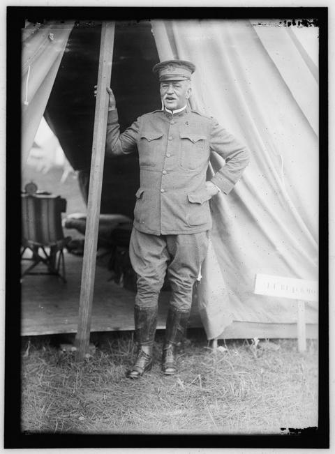 Major Edwin F. Glenn, U.S.A.